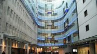 JMU Journalism students went to BBC New Broadcasting House to learn about working in hostile environments.
