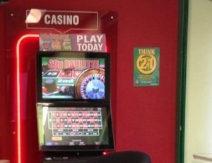 Fixed Odds Betting Terminals. Pic © JMU Journalism