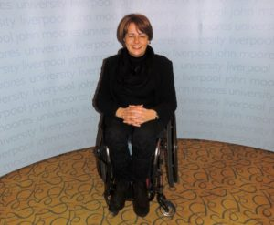 Baroness Tanni Grey-Thompson is working for better support for disabled people. Pic: Gemma Sherlock
