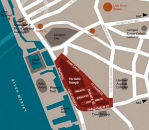 Liverpool's Baltic Triangle