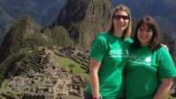 Two Merseyside sisters have trekked to the summit of Machu Picchu in Peru, raising over £3,000 for charity.