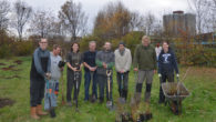Over 200 native trees have been planted in Bootle as part of the Green Dream project.