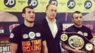 Derry Mathews failed in his attempt to win the WBO lightweight belt on a night of better results for other Liverpool boxers.