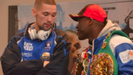 Tony Bellew's world title fight against Adonis Stevenson ended in disappointment, with the Liverpool boxer stopped in the 6th round.