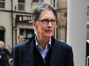 Liverpool FC principal owner John W Henry. Pic © Trinity Mirror