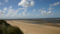 Fines have been issued to people who travelled from outside the region to visit Formby beach at the weekend.