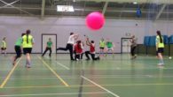 School pupils showed their prowess with a brand new sport LJMU hosted a mini-tournament.