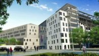 Building has finally begun today on Liverpool's new multi-million pound Royal University Hospital.