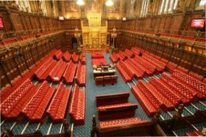 House of Lords chamber © UK Parliament