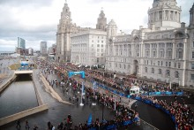 Preparations are underway as the Liverpool Half Marathon approaches later this month.