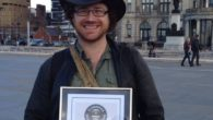 A Liverpool globetrotter is recognised by Guinness World Records for travelling to every country without flying.