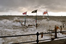 Wirral Council wants more government funding to help the borough recover from December's stormy weather.