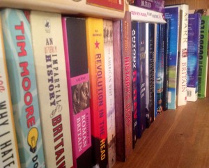 Books. Pic by JMU Journalism