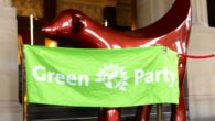 Green Party supporters criticised the government over higher education policy at their conference in Liverpool.
