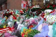The city of Liverpool and its two football clubs are marking the 25th anniversary of the Hillsborough disaster today.