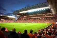 Liverpool FC have announced they are set to hire 1,000 new employees to work in their new Main Stand.
