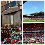 Hillsborough 25th anniversary memorial service at Anfield. Pics by Ida Husøy