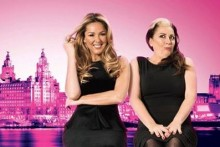 Liverpool's Royal Court Theatre stages a brand new comedy, co-written by and featuring former Brookside star Claire Sweeney.