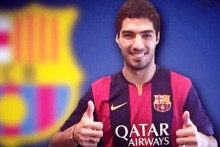 Luis Suarez has had his long-awaited transfer from Liverpool to Spanish giants Barcelona agreed, for a £75m fee.