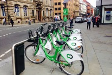 Liverpool's CityBike scheme is expanding into the north of Liverpool following an increase in demand.