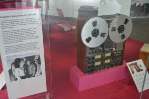 'Winston' the four track tape recorder © Jmu Journalism