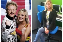Gemma Abbey suffered in the press after scoring 'nul points' at Eurovision but now she's studying at JMU Journalism.