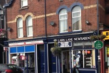 Small businesses in Lark Lane appear to accept the imminent arrival of a new Co-op store, despite a petition against it.