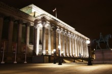 St George's Hall is set to make history by erecting its first ever statue of a black woman.