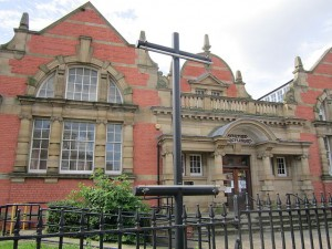 Wavertree District Library is one of the buildings set for closure. Pic © Wikimedia Creative Commons