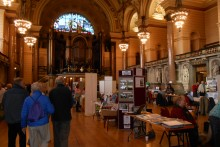The Big History Weekend helped visitors to discover more about the city's rich cultural heritage.