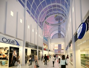 Artist's impression of the Clayton Square revamp. Image © InfraRed Capital Partners/Clayton Square Shopping Centre