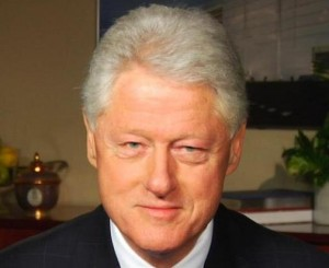 Former US President Bill Clinton. Pic © Bill Clinton / Twitter