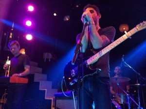 The Antlers performing at The Kazimier Pic © Katie Raby