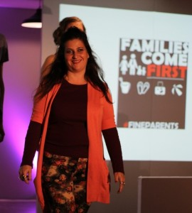 Liverpool Fashion Week organiser Amanda Moss. Pic by Josie O'Sullivan © JMU Journalism