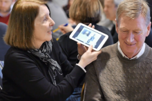 People with dementia and LJMU have been helping to develop new technologies for the illness.