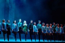 Riverdance's 20th anniversary special show comes to the Liverpool Empire Theatre.