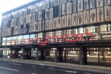 The Everyman Theatre has won a prize as the UK's best public service building.