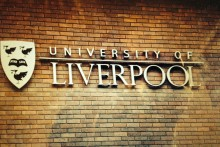 The University of Liverpool has one of the most eco-friendly science labs in the world, according to a website ranking.