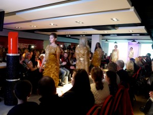 Opening night of Liverpool Fashion Week 2014. Pic by Hollie Bradbury © JMU Journalism