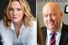 Actress Kim Cattrall has been in a war of words with Mayor Joe Anderson over Sefton Park Meadows development plans.