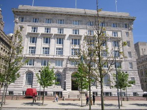 Cunard Building in Liverpool. Pic © Rept0n1x / Wikimedia Commons