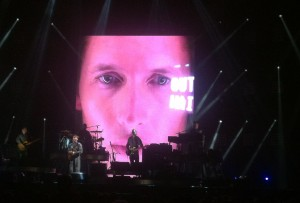 James Blunt at the Echo Arena © JMU Journalism