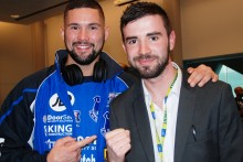 "Liverpool boxer Tony Bellew tells JMU Journalism he is going to knock Nathan Cleverly ""spark out"" at the Echo Arena on Saturday."