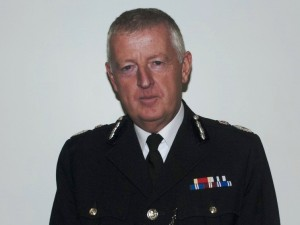 Merseyside Police Chief Constable Sir Jon Murphy. Pic © JMU Journalism