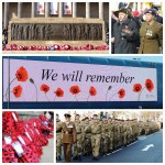 Remembrance Sunday in Liverpool 2014. Pics by Connor Dunn © JMU Journalism3