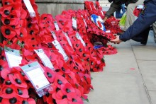 The 2018 Poppy Appeal has been launched, marking 100 years since the end of World War One.
