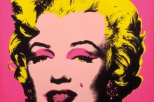 Liverpool's Tate Gallery is hosting the first ever solo Andy Warhol exhibition in the North of England.