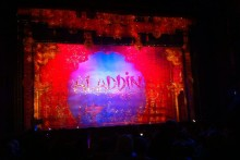There's nothing like a Scouse-themed Aladdin pantomime to get you in the Christmas spirit.