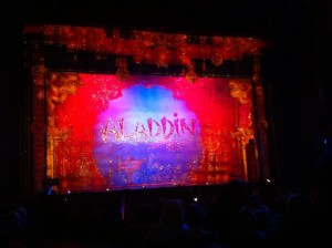 Aladdin at Liverpool Empire © JMU Journalism