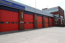 A new safe haven scheme has been launched to protect victims of violence with refuges at Merseyside fire stations.